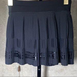 Ivivva Girls Pleated Black Skirt